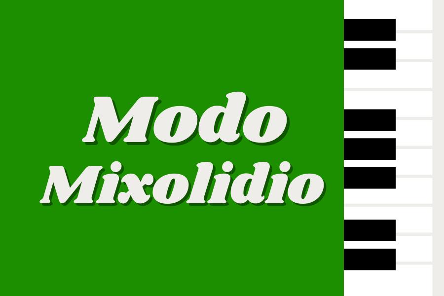 modo griego mixolidio